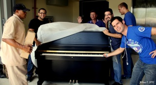 Piano Steinway and Sons