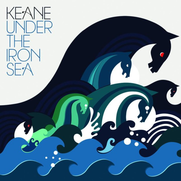Keane - Under the iron sea Songbook pdf
