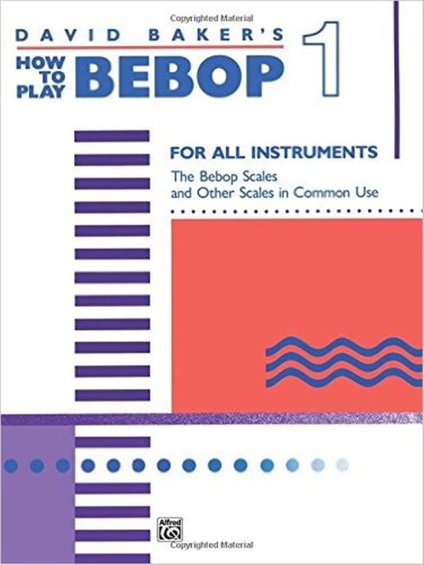 david baker how to play bebop pdf