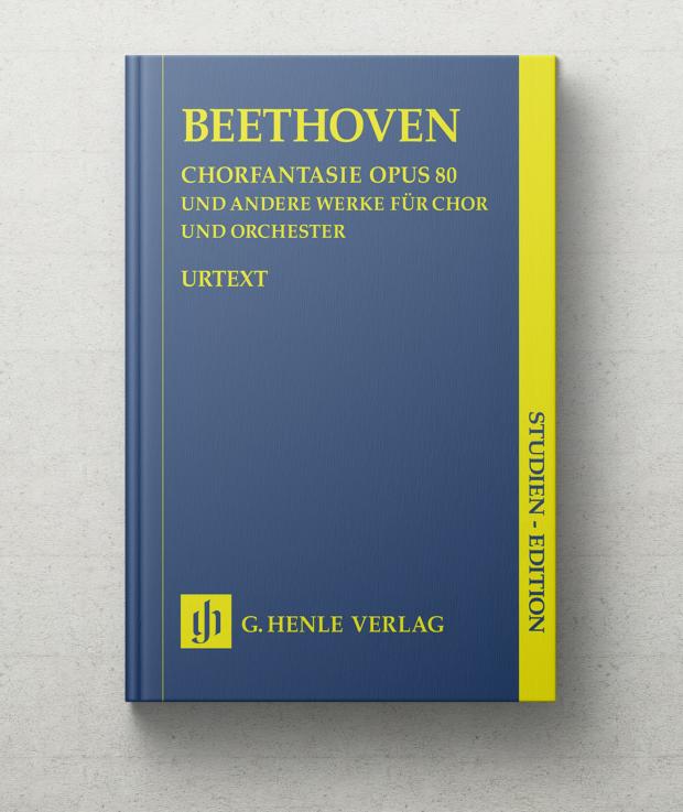 Beethoven - Fantasía Coral Op. 80 pdf