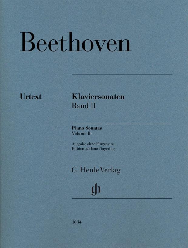 Beethoven - Piano Sonatas Urtext