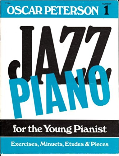 Oscar peterson - Jazz piano for the young pianist