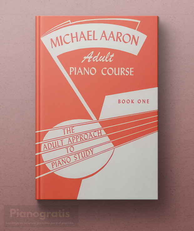 Adult piano course - Michael Aaron pdf