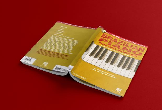 Brasilian piano Choro, Samba, and Bossa Nova - Robert Willey pdf