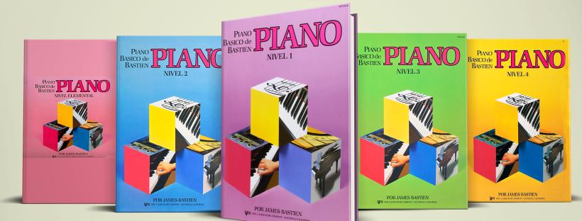 Resultado de imagen de metodo bastien piano