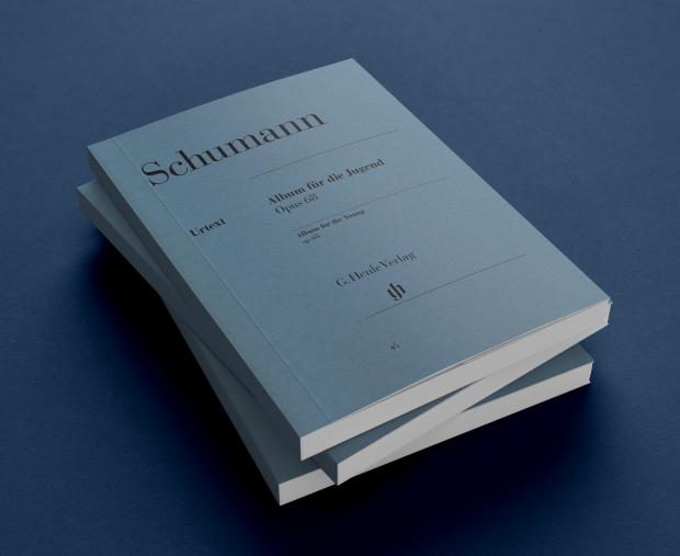Schumann Album para la Juventud Op 68 Urtext pdf